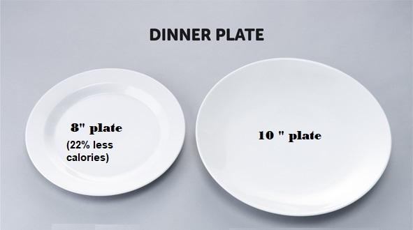 DinnerPlateSize